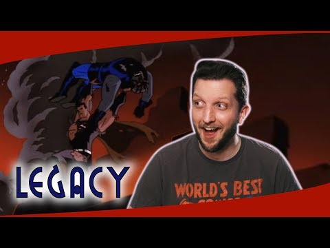Is Legacy the BEST Superman the Animated Series Episode