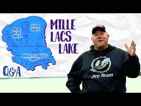 Mille Lacs 101 - Q&A With Brad Hawthorne