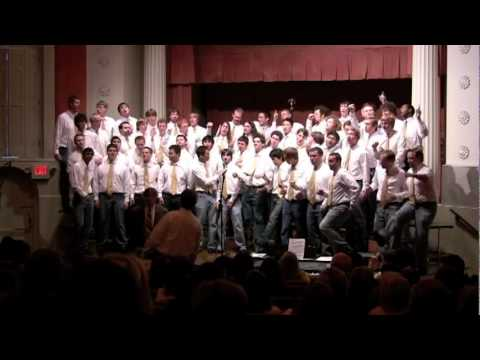 The Anacreontic Song (Georgia Tech Glee Club)
