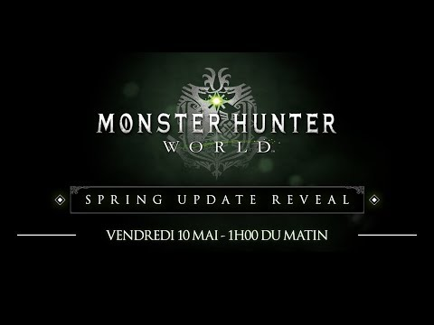 MONSTER HUNTER: WORLD Spring Update