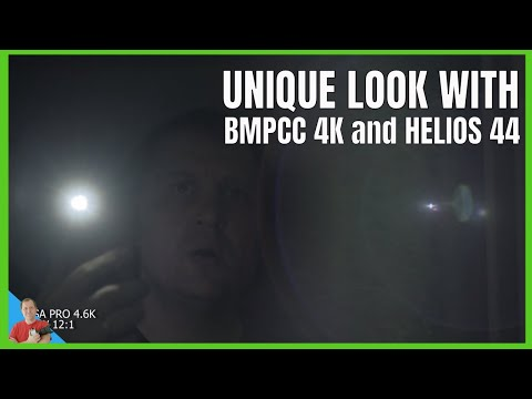 Make your Videos/Films unique with BMPCC 4K and the Helios 44