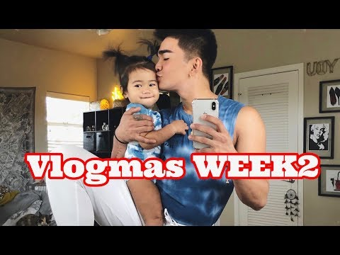 Shopping with Cleo and Meet my Friends Vlogmas Week 2