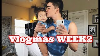 Shopping with Cleo and Meet my Friends- Vlogmas Week 2