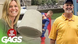 Best of Reality Defying Pranks | Just For Laughs Compilation