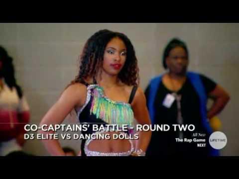 Dancing Dolls vs D3Elite, Black Ice