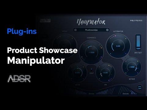 Manipulator - Showcase - A New Kind Of Vocal Transforming Processor