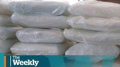 How massive amounts of fentanyl get to Canada from China | The Weekly with Wendy Mesley
