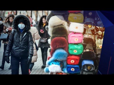 Coronavirus: des Chinois pourchassés en Russie