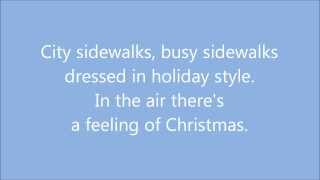 Silver Bells - Martina McBride (Lyrics)