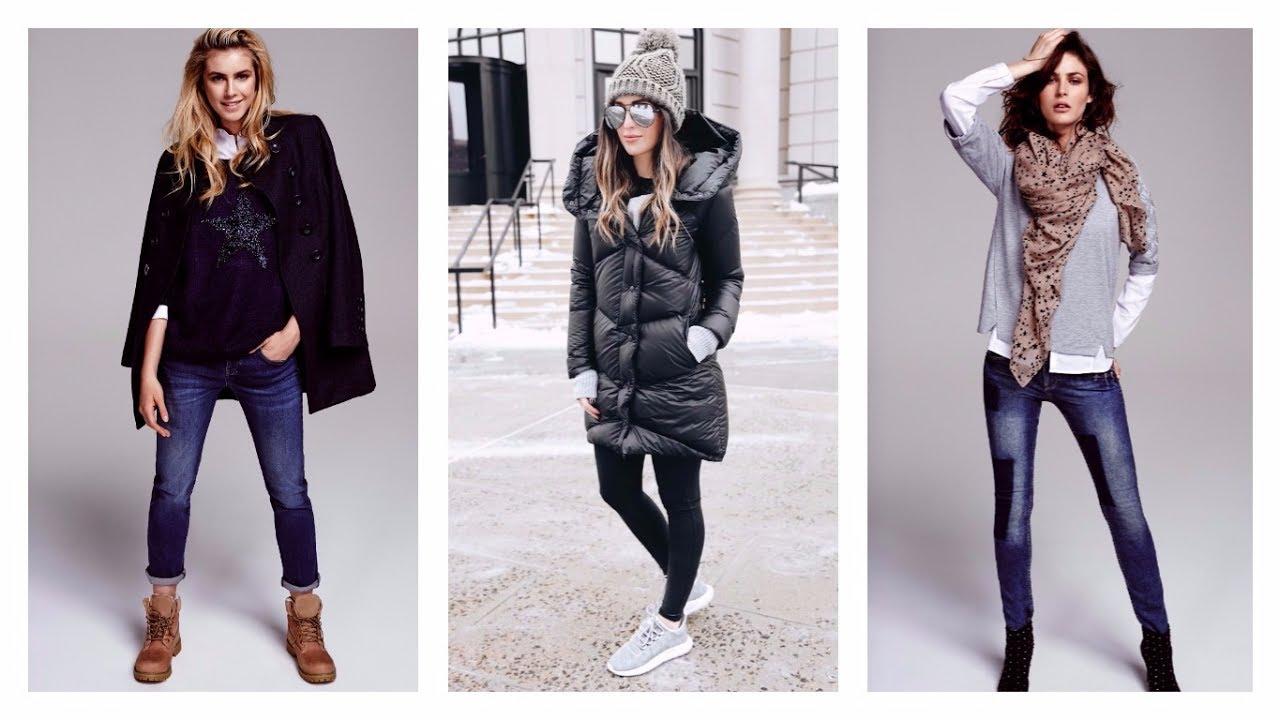 Ropa de moda oto o invierno 2017 2018 moda fashion for Moda de otono 2017