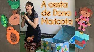 A cesta de Dona Maricota (Tatiana Belink)