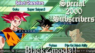 Dragon Ball Z Shin Budokai 2 ultimate mod download