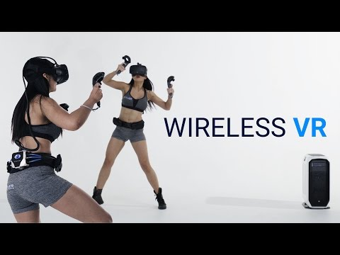 Wireless Virtual Reality CES 2017