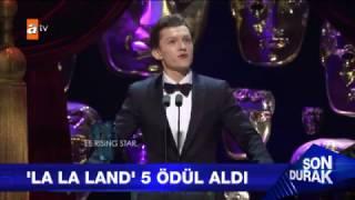 70. BAFTA Ödüllerine 'La La Land' Damgasını Vurdu