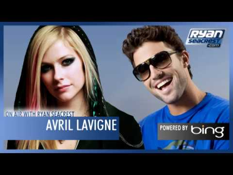 Avril Lavigne Talks Brody Jenner Dating Rumors | Interview | On Air With Ryan Seacrest