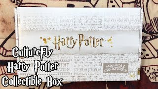 CultureFly Harry Potter Collectible Box Unboxing