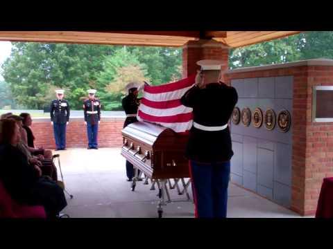Charlie's Goodbye Quantico, VA 10 12 2011.avi