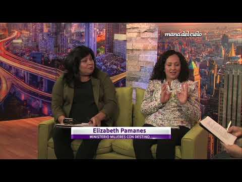 Transformando la Familia Con Elizabeth Vargas y Cynthia Ortiz y Elizabeth Pamanes en Mana Del Cielo