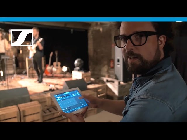 Unveiling the magic – Ep. 2: Features of the wireless D1   Sennheiser