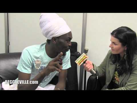 Interview: Anthony B @ SummerJam 7/2/2011