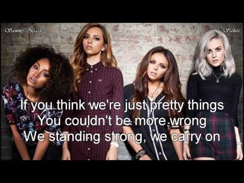 Salute - Little Mix Karaoke Duet |Sing with Little Mix!|
