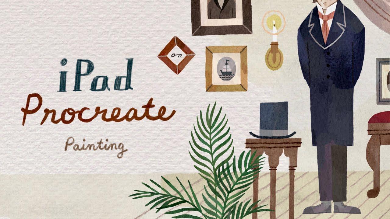 MR. BROCKLEHURST 🎩 iPad Drawing