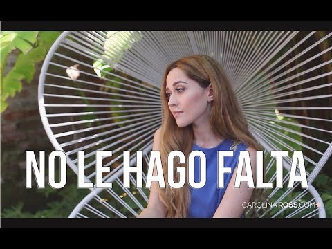 No le hago falta - Banda Los Recoditos (Carolina Ross cover)