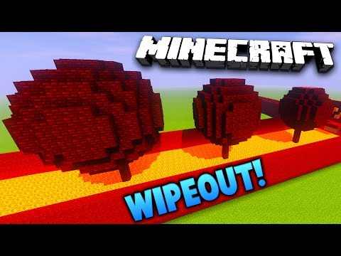 Minecraft 1v1 TOTAL WIPEOUT LAVA RACE! (Obstacle Course & Parkour 1.10.2) with Preston & Landon