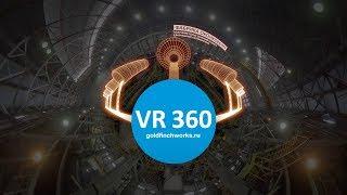 """Первый корпоративный фильм в формате VR360 (8K СТЕРЕО 3D) для компании """"Металлоинвест"""""""
