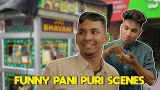 Pani Puri Everywhere | Warangal Diaries Comedy Video