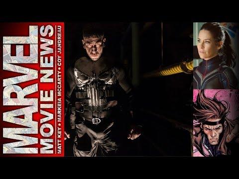 Punisher Trailer, Gambit Details, Full Wasp Gear | Marvel Movie News Ep 149