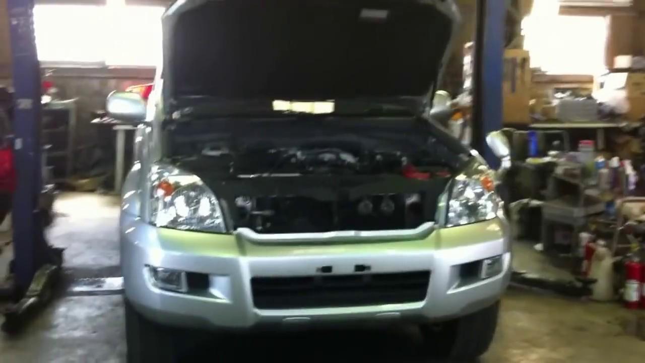 Toyota Landcruiser Prado Maintenance Service Youtube Land Cruiser Haynes Repair Manual