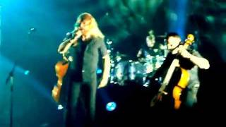 Apocalyptica - End Of Me (Live in St. Petersburg 30.09.2011)