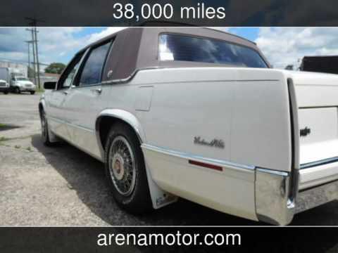 1989 Cadillac Deville  Used Cars - Columbus,Ohio - 2016-07-09