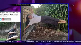 Gambar cover Aksi Pesilat Cantik Asal Lampung Hebohkan Netizen