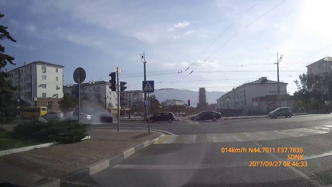 дтп 27.09.2017 08:46 Ленина/Корницкого