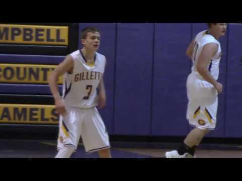 Gillette Boys Basketball Update