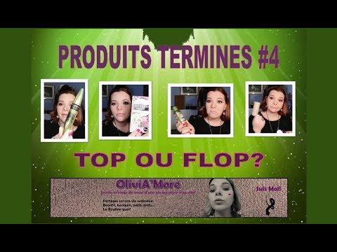 PRODUITS TERMINES #4 TOP OU FLOP?