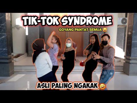 TIKTOK SYNDROME INDONESIA    GAK BOLEH JOGET TIKTOK   ZI KLIP