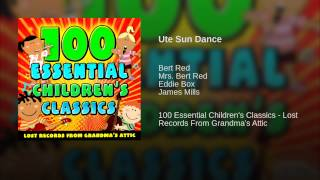 Ute Sun Dance