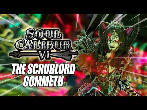 SCRUBLORDS BIZARRE ADVENTURE: Libra Of Soul - Soul Calibur VI