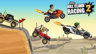 Hill Climb Racing 2 - New SUPER JUMP Event VIP GamePlay