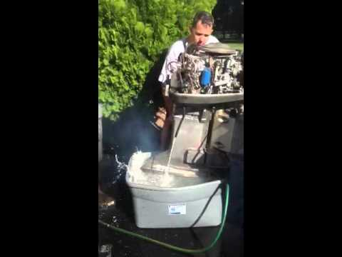 Outboard Overheating