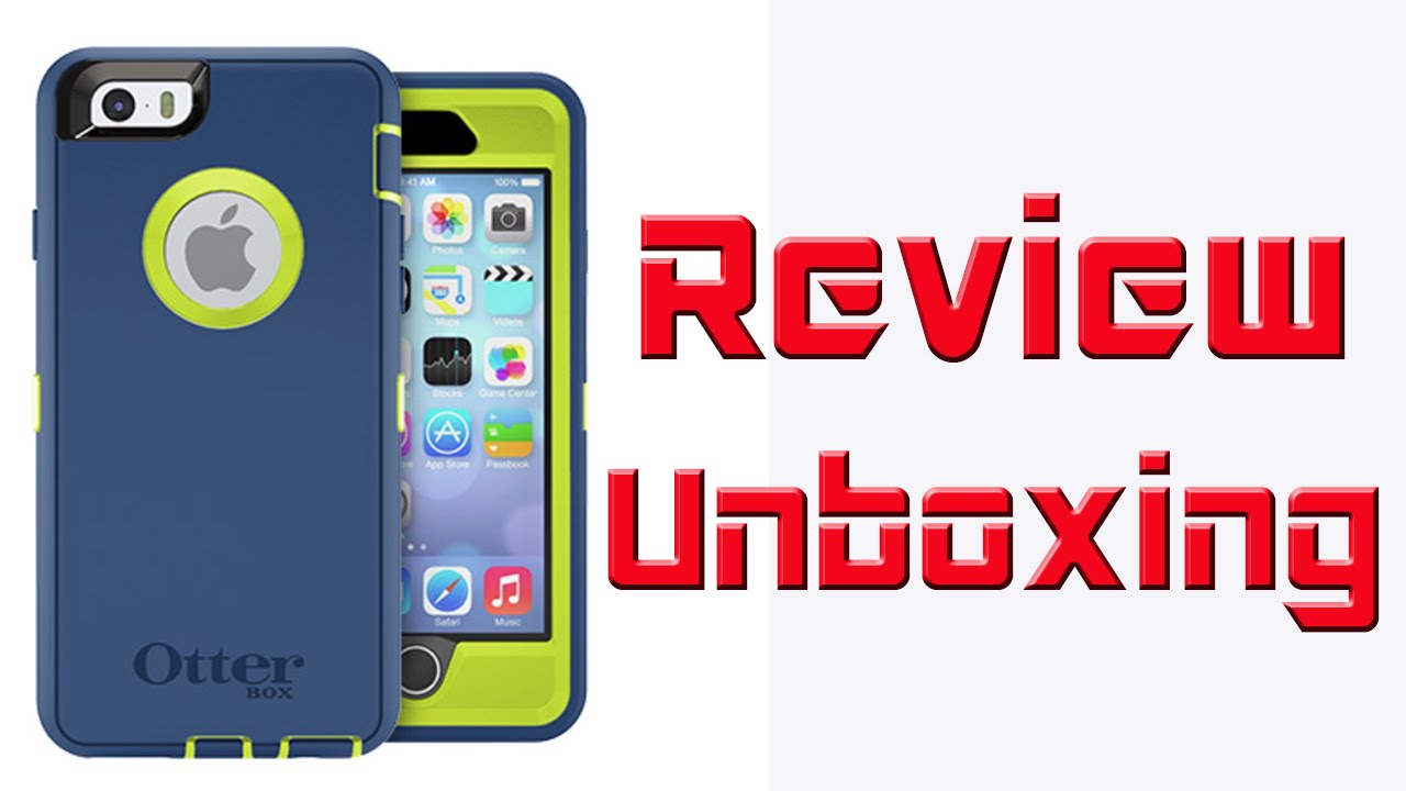 otterbox for iphone 6 otterbox defender for iphone 6 unboxing amp review 15811