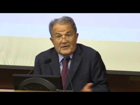 Lectio Magistralis di Romano Prodi