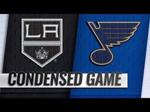 11/19/18 Condensed Game: Kings @ Blues