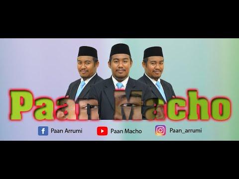 Paan Arrumi-cover Ahlan Wasahlan Ya Ramadhan by Rabbani