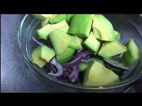 avocado-salad-|-healthy-diet-|-noki's-kitchen-|-ep-#8