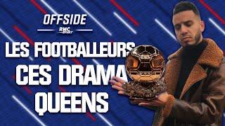 VIDEO: Les footballeurs, ces drama queens