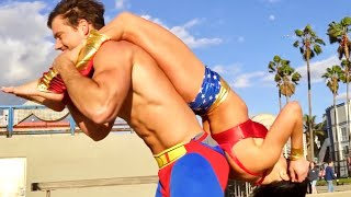 Superman Steals Your Girl Prank! | Connor Murphy